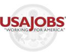 The New USAJOBS Account Experience logo